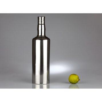 Flaska, rund