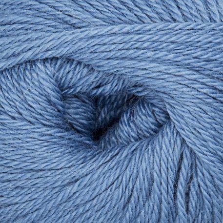 Mellan blå